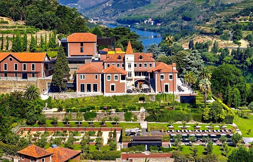 Onde ficar no Douro