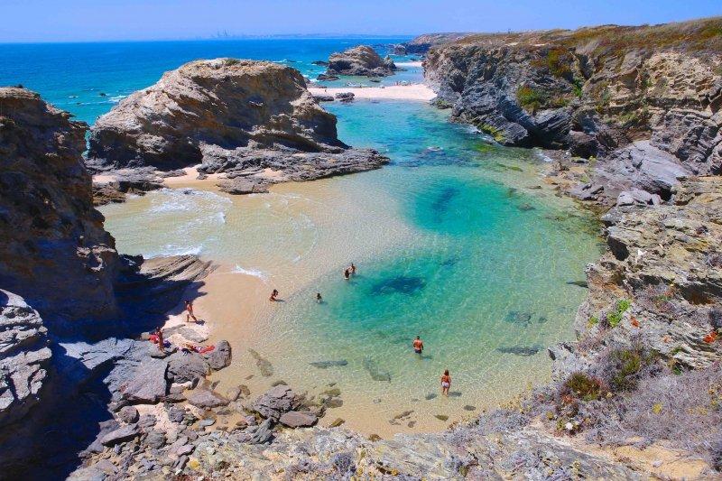 Melhores praias de Porto Covo