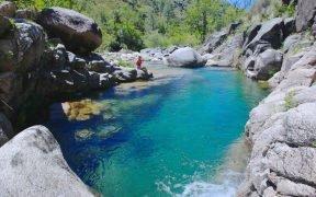 Cascatas e Lagoas do Rio Homem no Gerês. Como chegar, trilho e percurso pedestre. Lagoas escondidas na Serra do Gerês