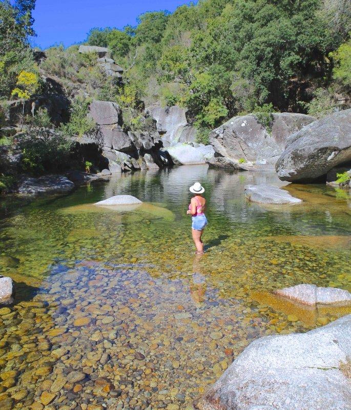 cascatas e lagoas do Soajo