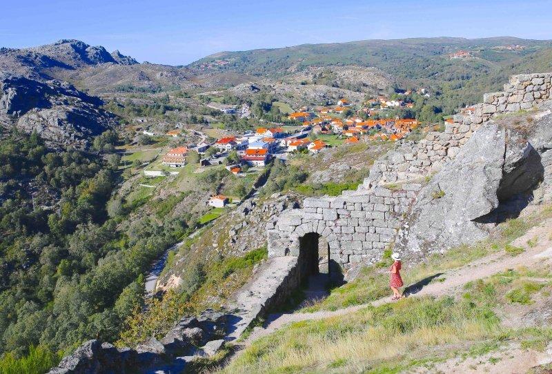 Locais para visitar na Serra da Peneda