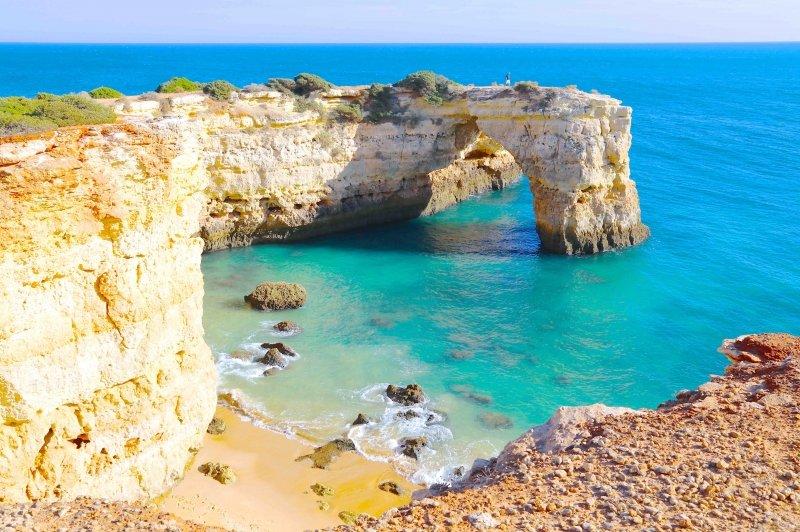 locais Lagos Portugal namorar