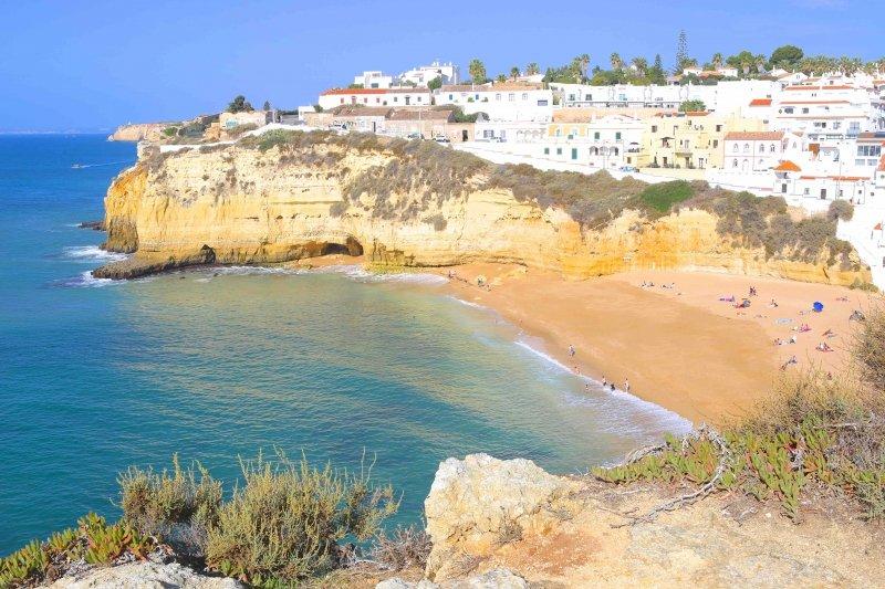 lugares mais bonitos do Algarve