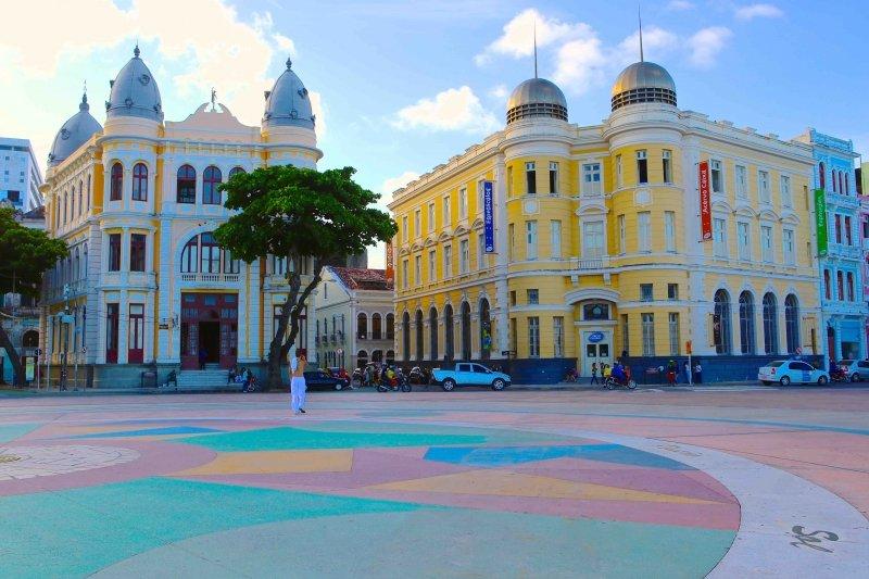 lugares para conhecer no Recife