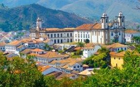 Cidades históricas mais bonitas de Minas Gerais