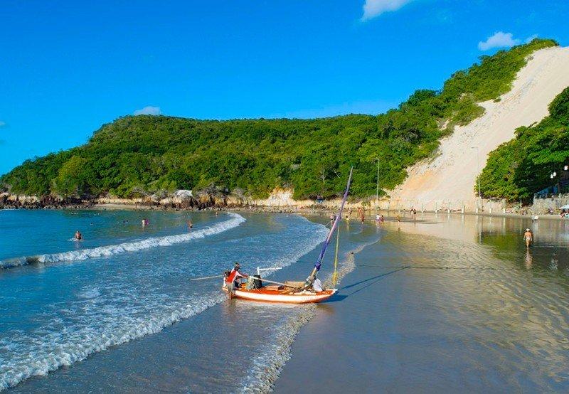 Melhores praias do RN