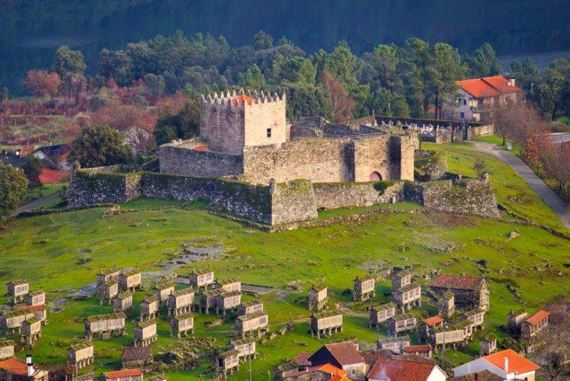aldeias históricas e turísticas do Gerês