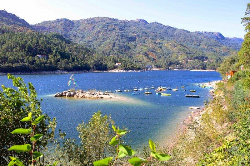 melhores praias fluviais do Gerês