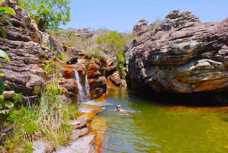 Cachoeiras em Diamantina
