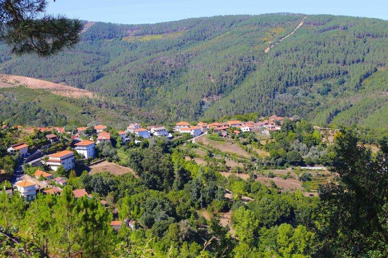 Visitar a Serra da Cabreira