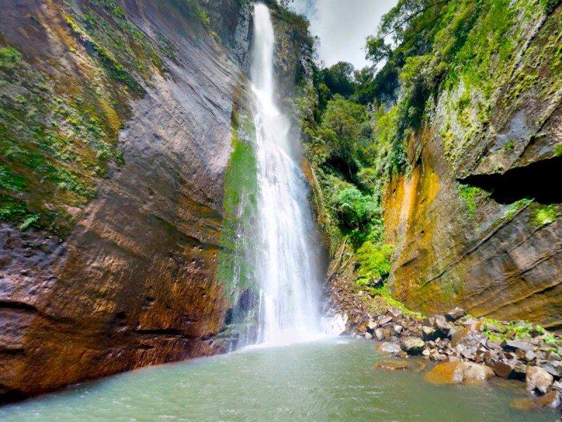 cachoeiras em Urubici