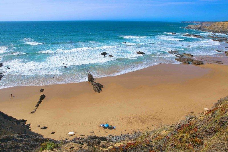 Praias da Zambujeira do Mar