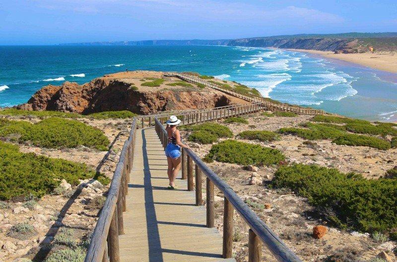 Praias de Aljezur: mapa, como ir às praias mais bonitas e onde ficar