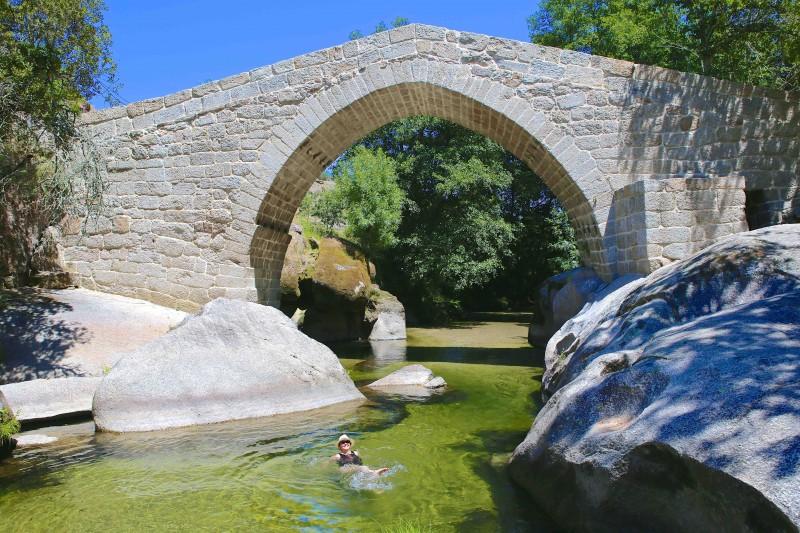 Ponte do Arco - Rota do Românico, Marco de Canaveses - Rio Ovelha