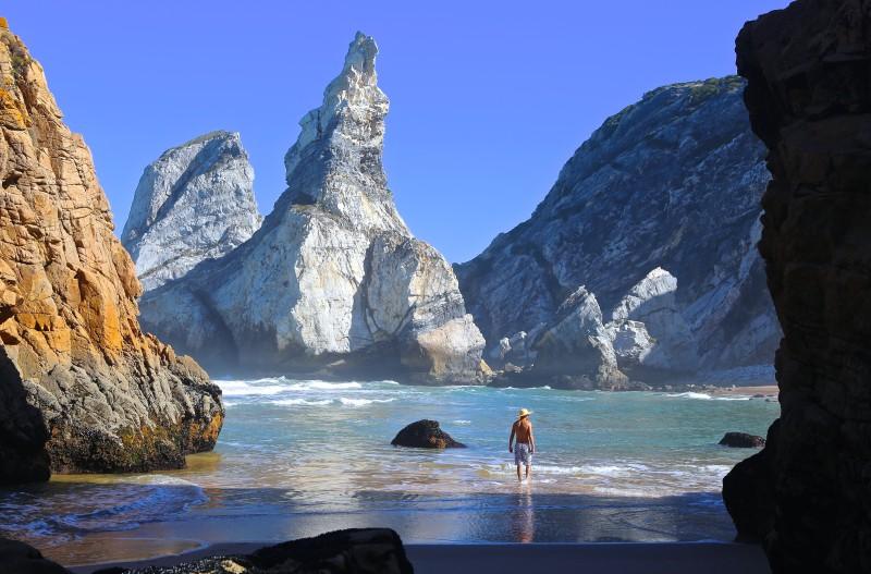 Praia da Ursa: